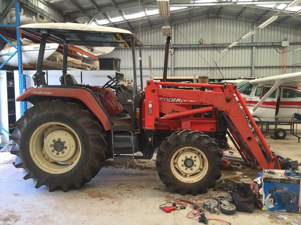 FARMING EQUIPMENT - WILTON AUCTION (21)