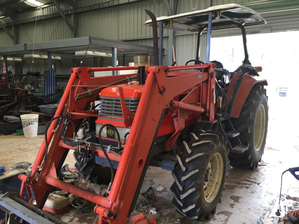 FARMING EQUIPMENT - WILTON AUCTION (25)