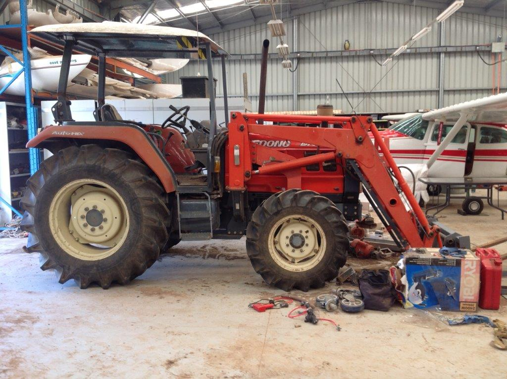 FARMING EQUIPMENT - WILTON AUCTION (3)