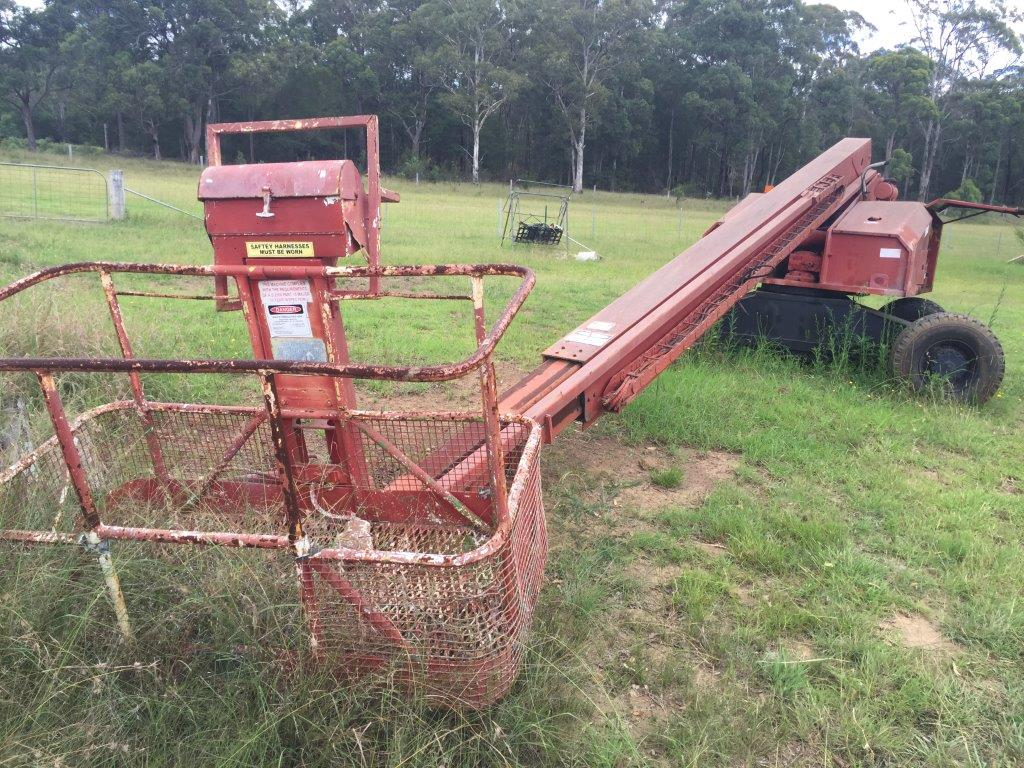 FARMING EQUIPMENT - WILTON AUCTION (33)