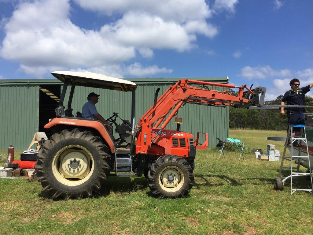 FARMING EQUIPMENT - WILTON AUCTION (45)