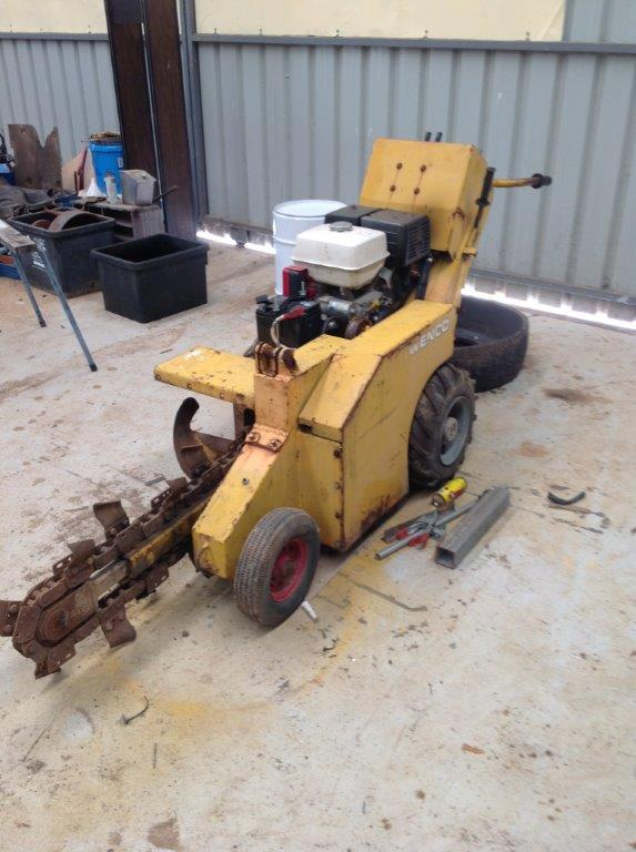 FARMING EQUIPMENT - WILTON AUCTION (5)