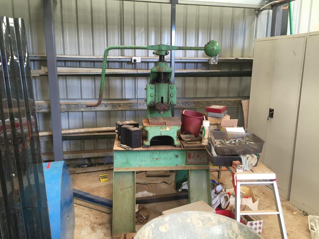 MACHINERY & EQUIPMENT WILTON AUCTION (11)