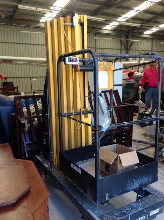 MACHINERY & EQUIPMENT WILTON AUCTION (25)