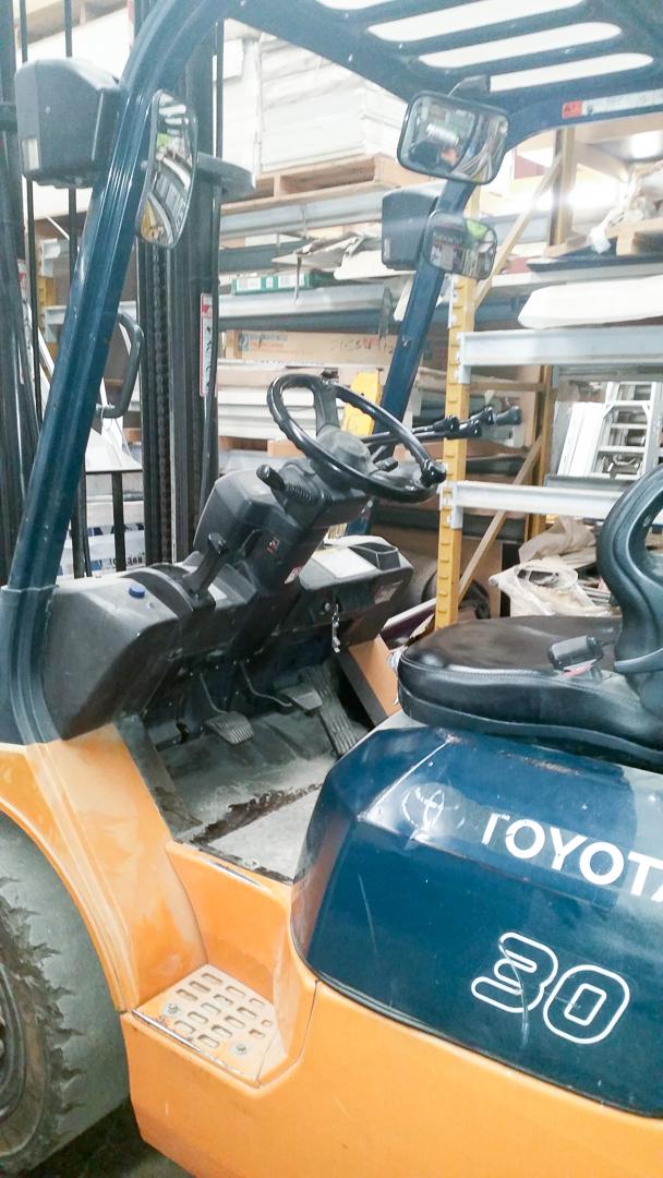Toyota Forklift (5)