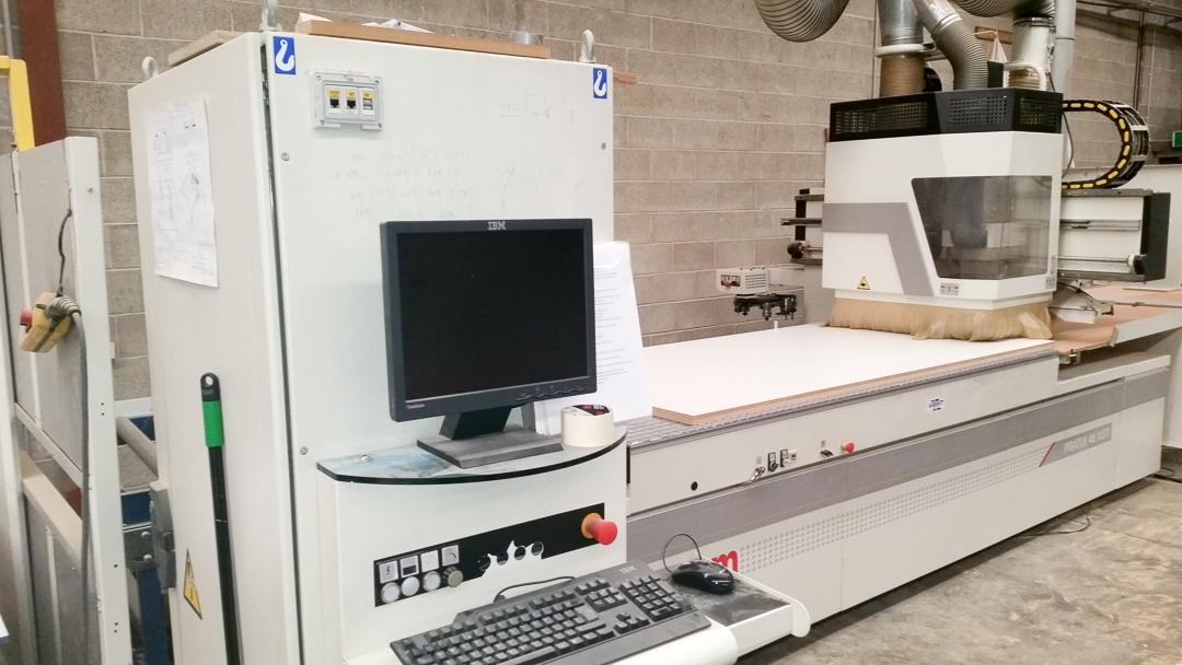 scm Pratix 48NST Machining Centre (2)
