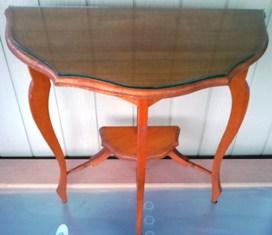 Half table